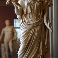 Livia as Ceres