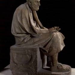 Seated Chrysippos