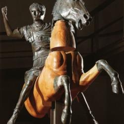 Equestrian Domitian