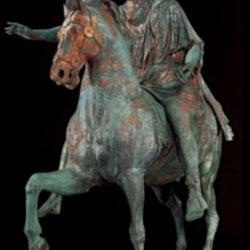 Equestrian Marcus Aurelius