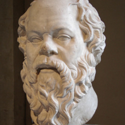 Head of Socrates