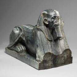Senwosret III as a Sphinx